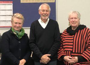 Susan Lacey, Donald Alexander, Monica Morse