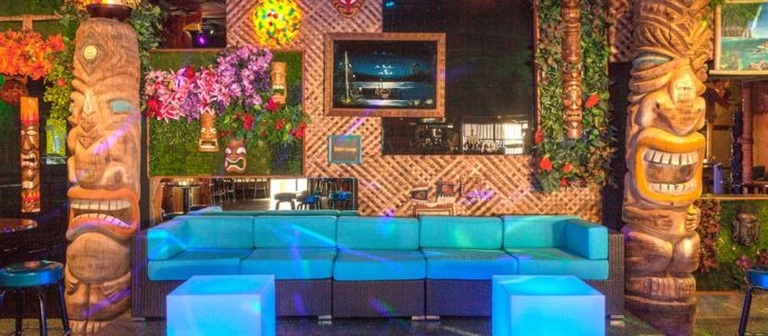 The Tiki Lounge