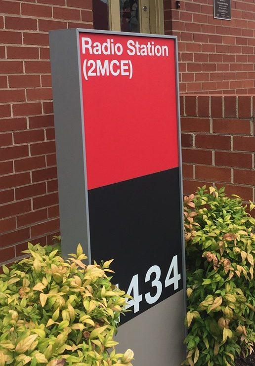2MCE front door